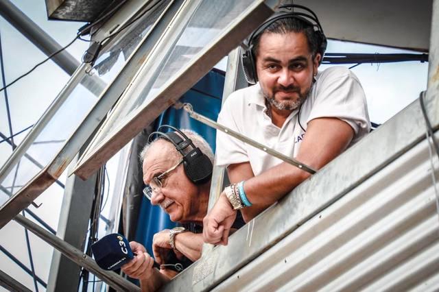 FOTO: Luis Yunes y Oscar Orellano