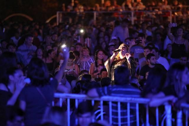 FOTO: Público fiesta del chamamé