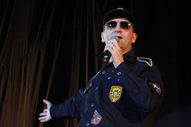 FOTO: El Oficial Gordillo