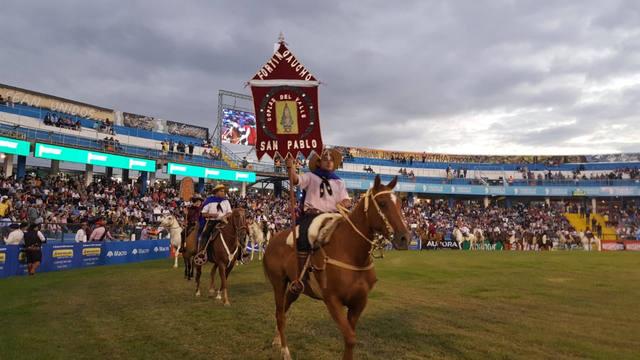 FOTO: Los Manseros brillaron en la gran apertura de Jesús María