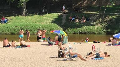 AUDIO: El río Mina Clavero, candidato a las 7 maravillas del país