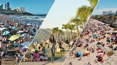 AUDIO: Fin de semana a pleno en los principales puntos turísticos