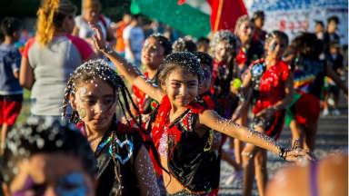 AUDIO: Los carnavales barriales durarán un mes