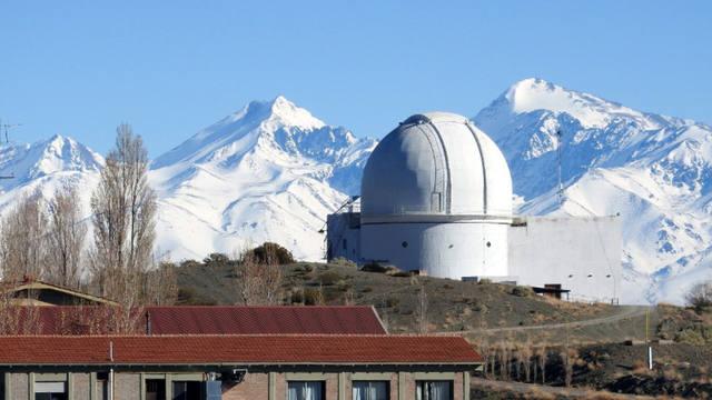 FOTO: Boom del turismo astronómico en Calingasta