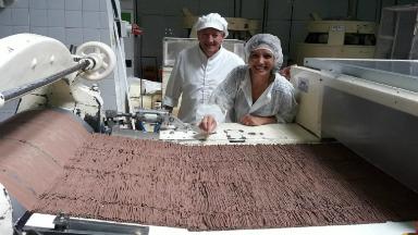 AUDIO: Del Turista, una fábrica de chocolate clásica de Bariloche