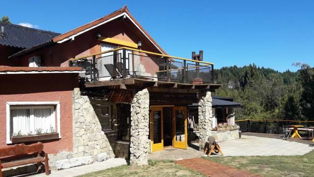 FOTO: Equs, la única casa de té galés de Bariloche