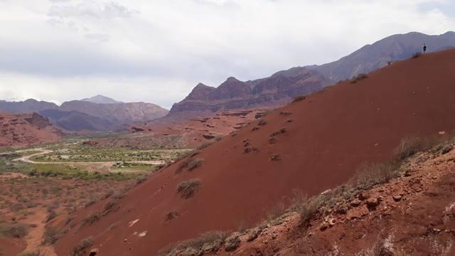 FOTO: Quebrada de las Conchas, inolvidables postales en Salta