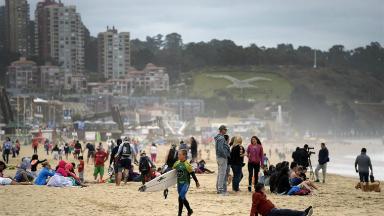 AUDIO: Hay un 25% menos de turistas argentinos en Chile