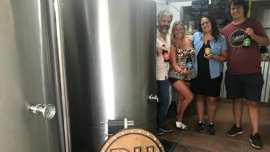 AUDIO: Cerveza artesanal Panaholma, con la esencia de Traslasierra