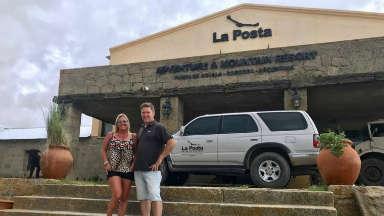 AUDIO: La Posta, hotel de montaña