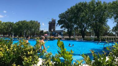 AUDIO: Piletas municipales, alternativas para disfrutar del verano