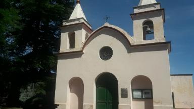 AUDIO: La antigua capilla que dio vida a Santa Rosa de Calamuchita