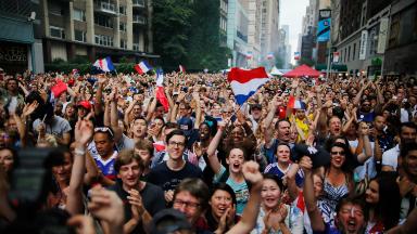 AUDIO: Embajador francés destacó la identificación con
