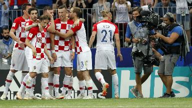 AUDIO: 1º Gol de Croacia (Perisic)