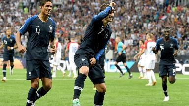 AUDIO: 2º Gol de Francia (Griezmann)