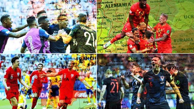FOTO: Los equipos europeos predominaron en el torneo