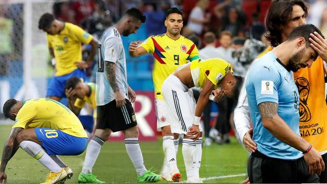 FOTO: El fútbol sudamericano pide que lleguen tiempos de cambios