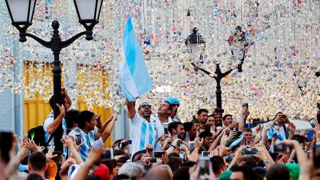 FOTO: El Mundial de las hinchadas