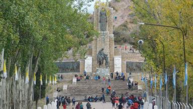 AUDIO: Una recorrida por El Manzano Histórico de Mendoza
