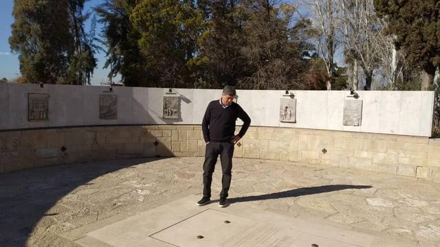 FOTO: Tras los pasos de San Martín en El Plumerillo
