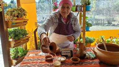 AUDIO: Qué es la chicha y por qué tiene su festival en La Caldera