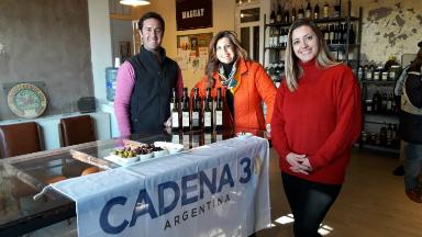 AUDIO: Un recorrido por los sabores de la Ruta del Olivo en Mendoza