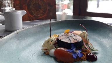 AUDIO: Cocina patagónica gourmet a orillas del Nahuel Huapi