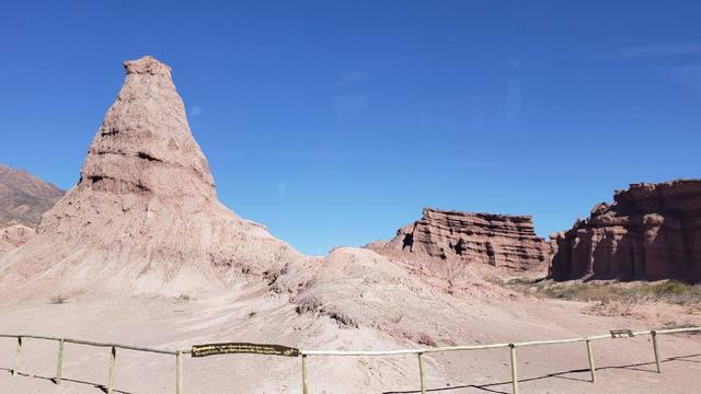 FOTO: Anfiteatro y Garganta del Diablo, dos maravillas de Cafayate