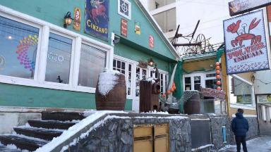 AUDIO: Volver, el restaurante que respira la historia de Ushuaia