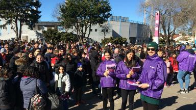 AUDIO: Más de 100 mil personas visitaron Tecnópolis Federal