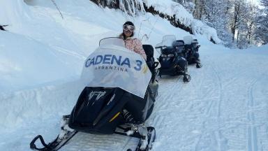 AUDIO: 95% de ocupación esperan en Bariloche para julio