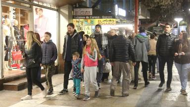 AUDIO: Muy buen fin de semana turístico en Carlos Paz