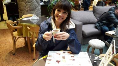 AUDIO: La nieve de Bariloche invita a un rico chocolate caliente