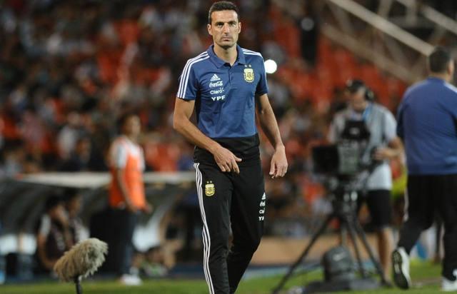 FOTO: Scaloni será el técnico de la Selección en las Eliminatorias
