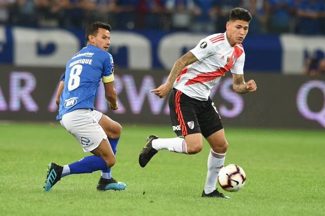 FOTO: River se impuso en los penales y avanzó a cuartos de final.
