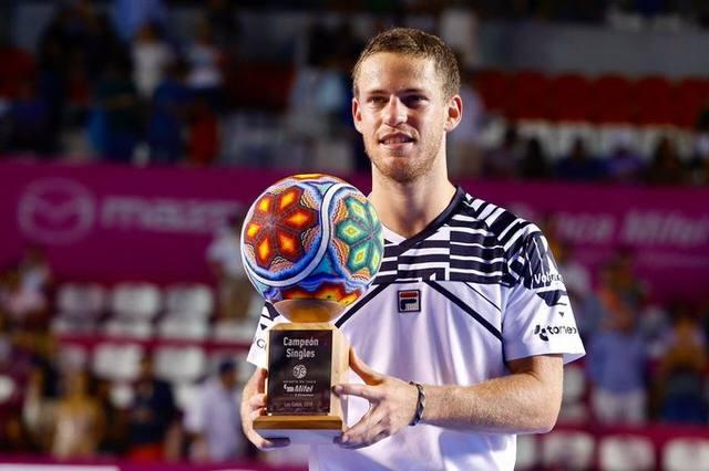 FOTO: Schwartzman superó a Fritz en México y ganó su tercer título