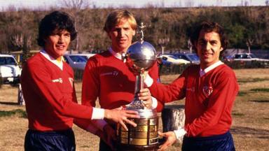 AUDIO: A 35 años del Independiente campeón de la Libertadores 1984