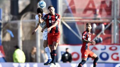 AUDIO: 2º gol de Godoy Cruz (Prieto)