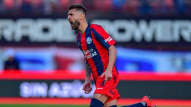 AUDIO: 2º gol de San Lorenzo (Peruzzi)