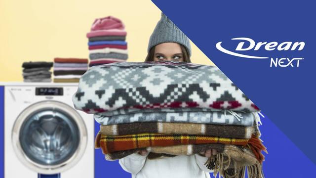 FOTO: La solución para que lavar ropa en invierno no sea problema