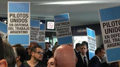 AUDIO: Conflictos sindicales en plena campaña electoral