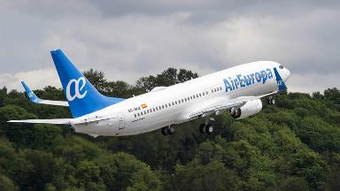 AUDIO: Los primeros vuelos Madrid-Iguazú tuvieron 100% de ocupación