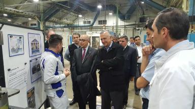 AUDIO: Volkswagen invitó a Mario Pereyra a su planta en Córdoba