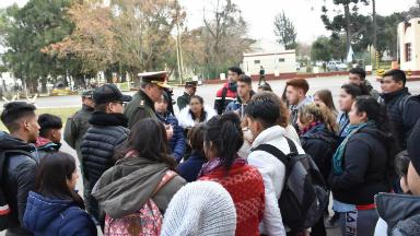 AUDIO: Servicio Cívico Voluntario: dos experiencias entre 24 mil