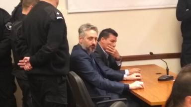 AUDIO: 18 años de prisión para Carlos Baldomir por abuso sexual