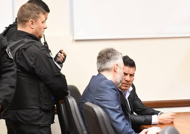 FOTO: 18 años de prisión para Carlos Baldomir por abuso sexual