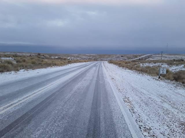 FOTO: Habilitaron el Camino de las Altas Cumbres