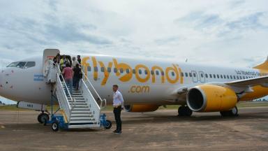 AUDIO: Desde Flybondi niegan que disminuya su actividad en Córdoba