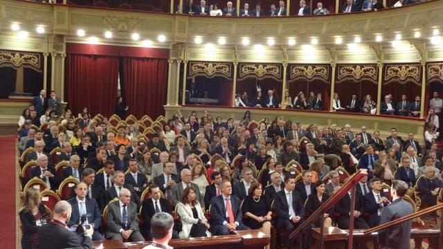 FOTO: Proclamaron a las autoridades electas de la Provincia