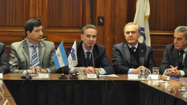 """FOTO: Pichetto calificó de """"excepcional"""" el acuerdo Mercosur y UE"""